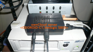 owncloudServer